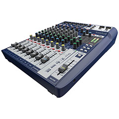 Soundcraft Signature 10 « Mesa de mezclas