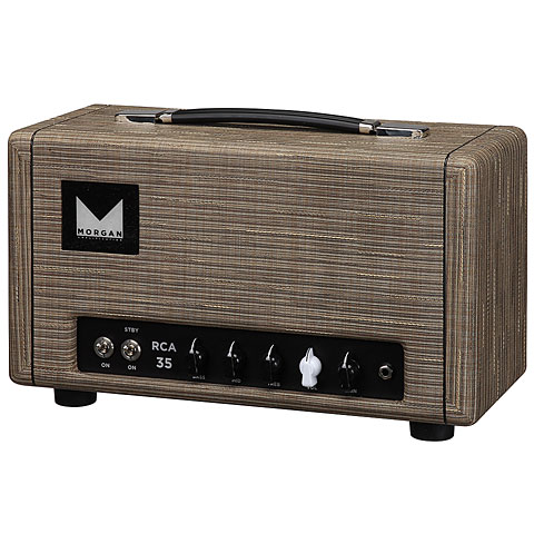 Morgan RCA35 Driftwood