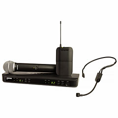 Shure BLX1288E/PG31 S8 « Wireless Systems