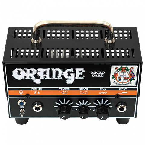 Cabezal guitarra Orange Micro Dark