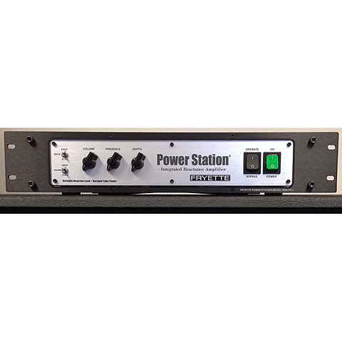 Fryette Power Station Basic Rackmount Kit 171 Little Helper