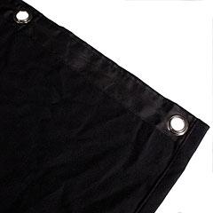 LightTeknik Backdrop 3 x 3 m black