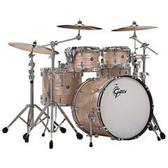 "Gretsch Drums USA Brooklyn 22"" Cream Oyster Drumset « Drum Kit"