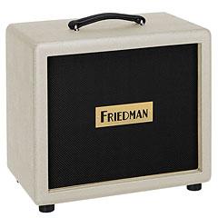 """Friedman Pink Taco 1x12"""" WHT/BLK « Baffle guitare élec."""
