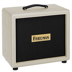 "Friedman Pink Taco 1x12"" WHT/BLK « Pantalla guitarra eléctrica"