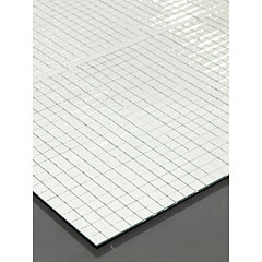 Eurolite Mirror Mat 200 x 200 mm, 10 x 10 mm mirrors « Mirror Ball