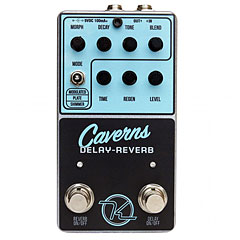 Keeley Caverns Delay Reverb « Guitar Effect