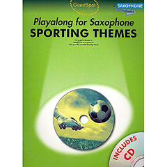 Music Sales Sporting Themes - Playalong for Saxophone