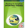 Music Sales Sporting Themes - Playalong for Saxophone « Play-Along