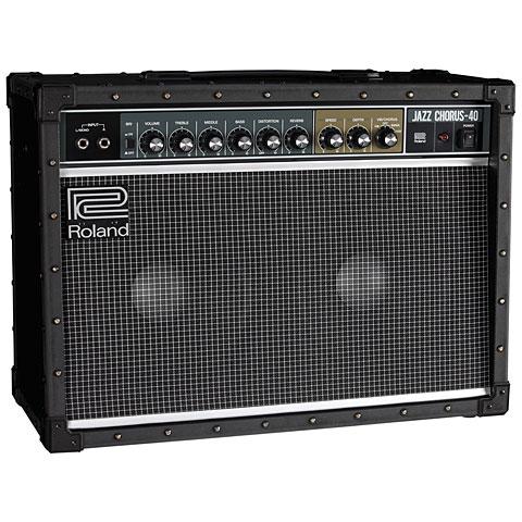 Amplificador guitarra eléctrica Roland Jazz Chorus JC40