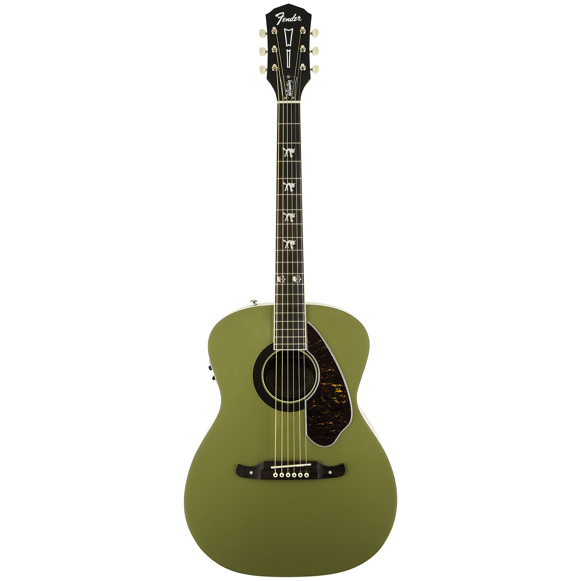 Fender tim armstrong hellcat 10080652 171 acoustic guitar