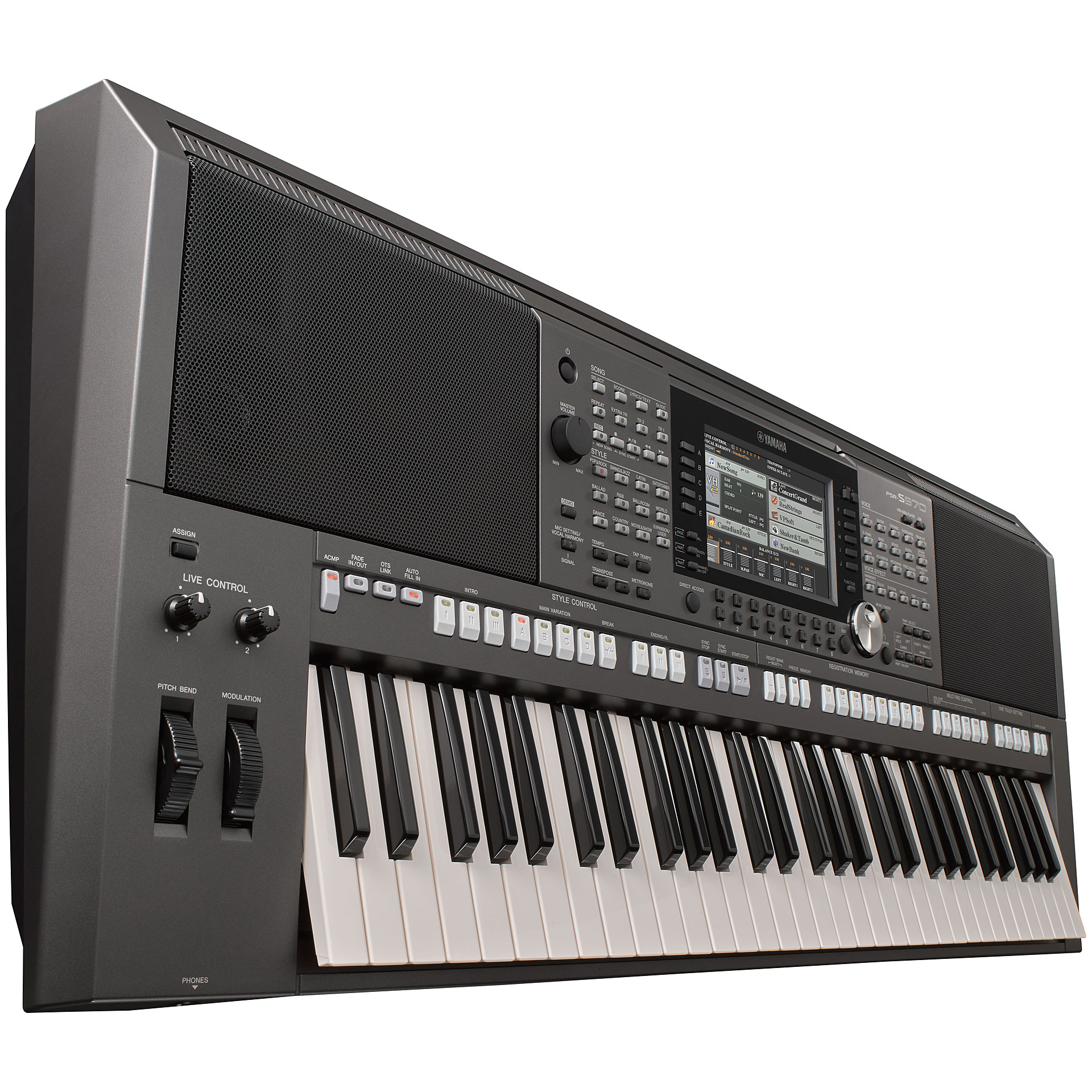 yamaha psr s970 keyboard. Black Bedroom Furniture Sets. Home Design Ideas