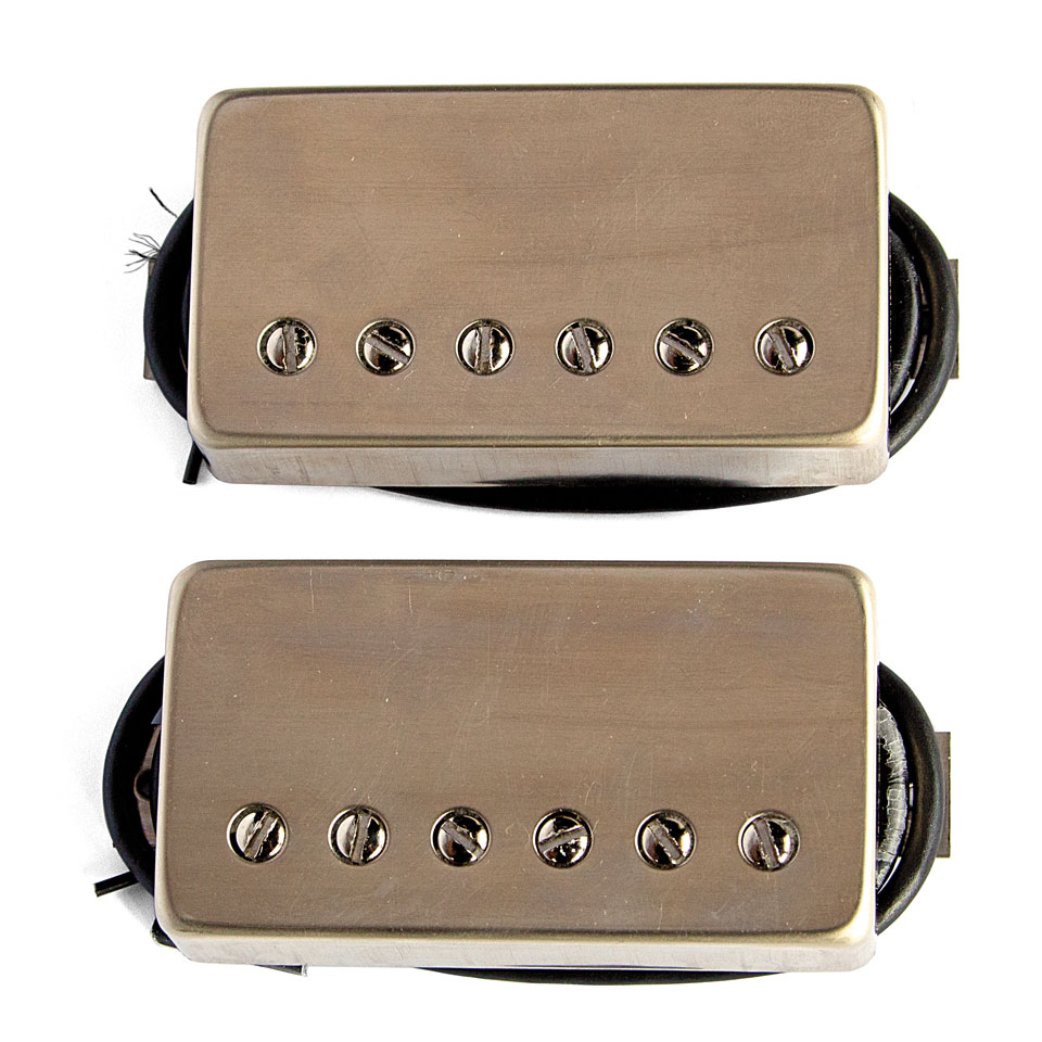 Bare Knuckle Abraxas Covered Set « Pickup E-Gitarre