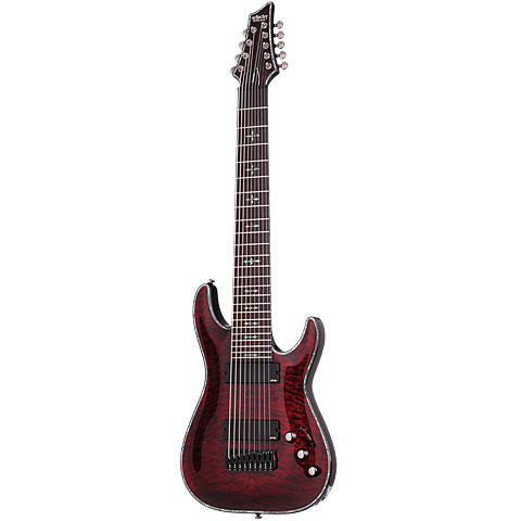 Schecter Hellraiser C-9 BCH « E-Gitarre