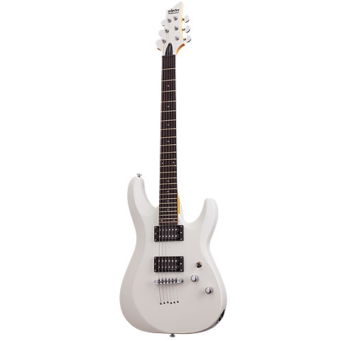 Schecter C-6 Deluxe « Electric Guitar