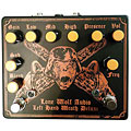 Pedal guitarra eléctrica Lone Wolf Audio Left Hand Wrath Deluxe