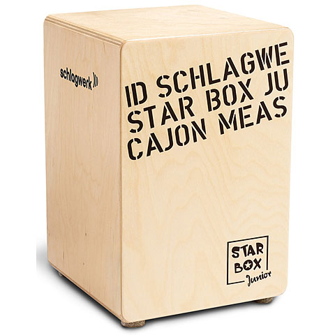 Schlagwerk Star Box Junior Cajon