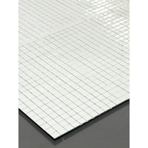 Eurolite Mirror Mat 800 x 800 mm, 10 x 10 mm mirrors