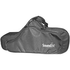 Soundline Form Shaped Case for Alto Sax « Gigbag Blaasinstrument