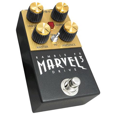 Ramble FX Marvel Drive 3 BLK