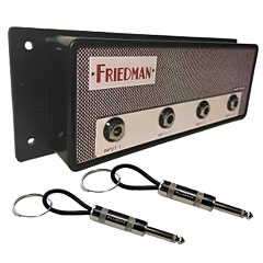 Pluginz Friedman Dirty Shirley Jack Rack « Porte-clefs