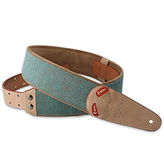 RightOn! Straps Mojo Boxeo teal « Gitarrengurt