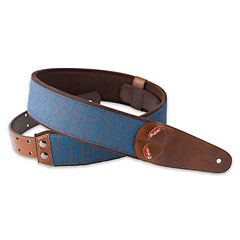 RightOn! Straps Mojo Boxeo blue « Gitarrengurt
