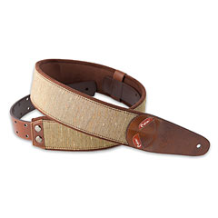 RightOn! Straps Mojo Boxeo beige « Gitarrengurt