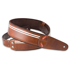 RightOn! Straps Mojo Race brown « Guitar Strap