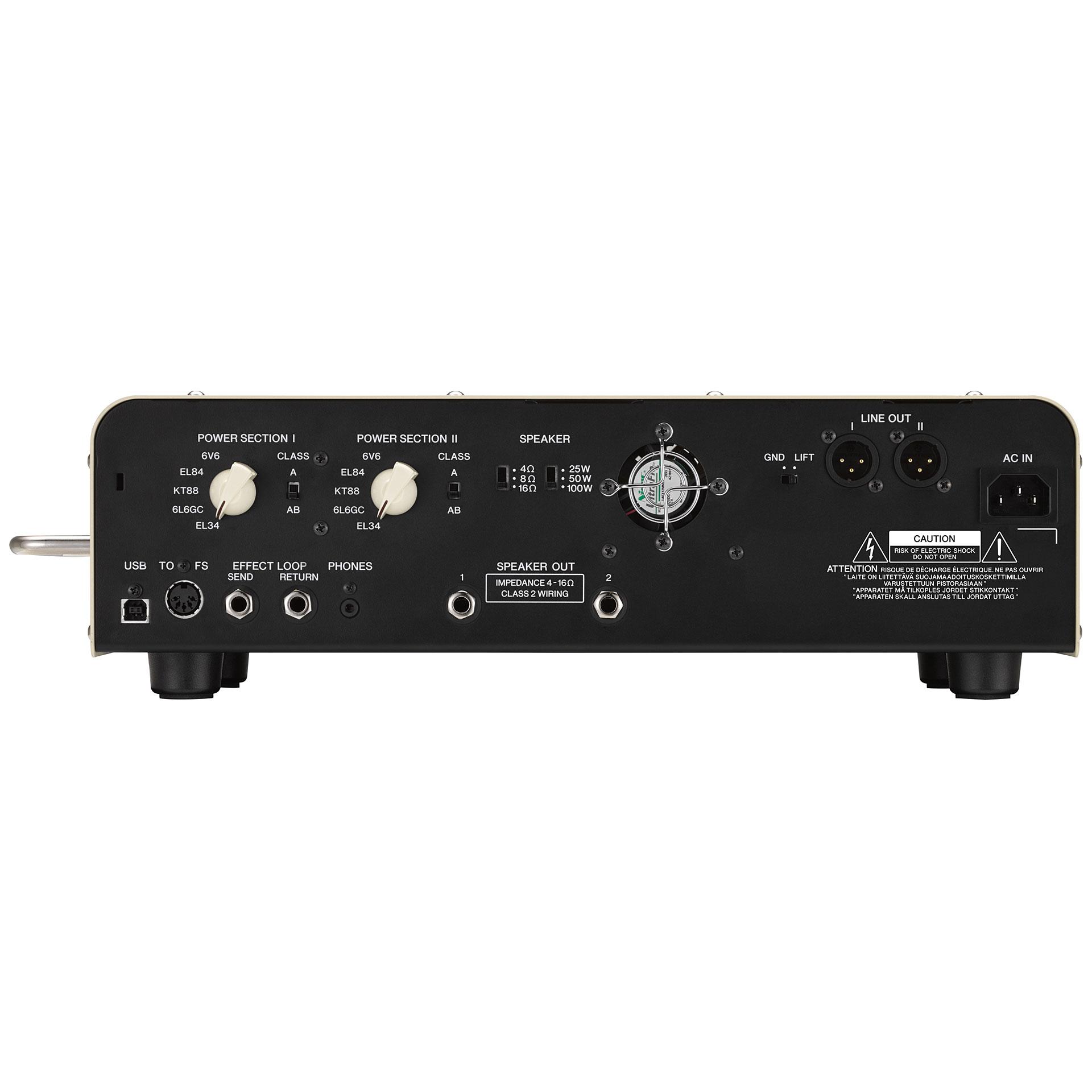 Yamaha thr100hd guitar amp head for Yamaha bass guitar amplifier