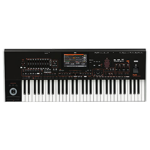 Keyboard Korg Pa4X International 61