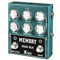 Xvive W3 Memory Analog Delay « Effetto a pedale