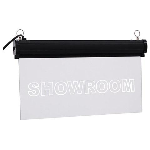 Eurolite LED Sign Showroom, RGB
