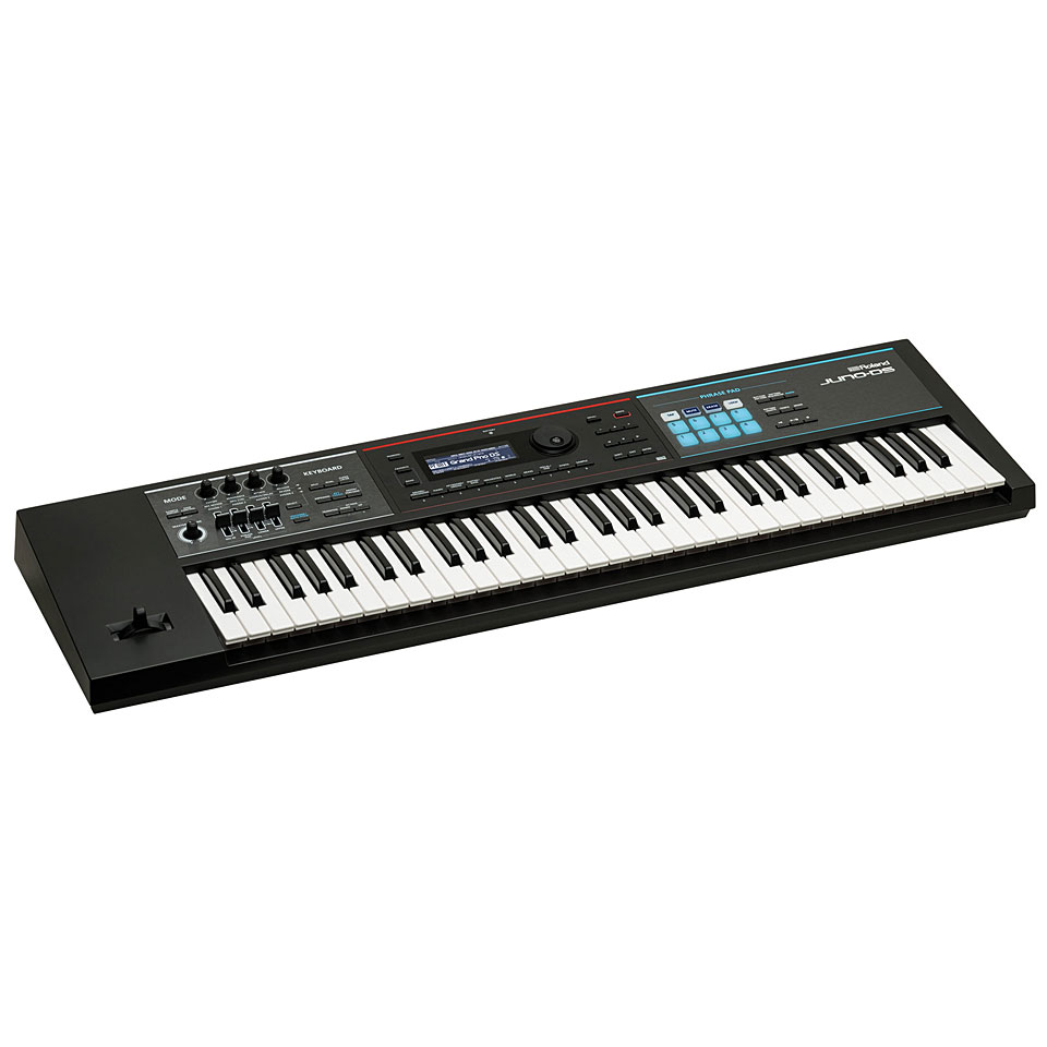 Synthesizer - Roland Juno DS 61 Synthesizer - Onlineshop Musik Produktiv