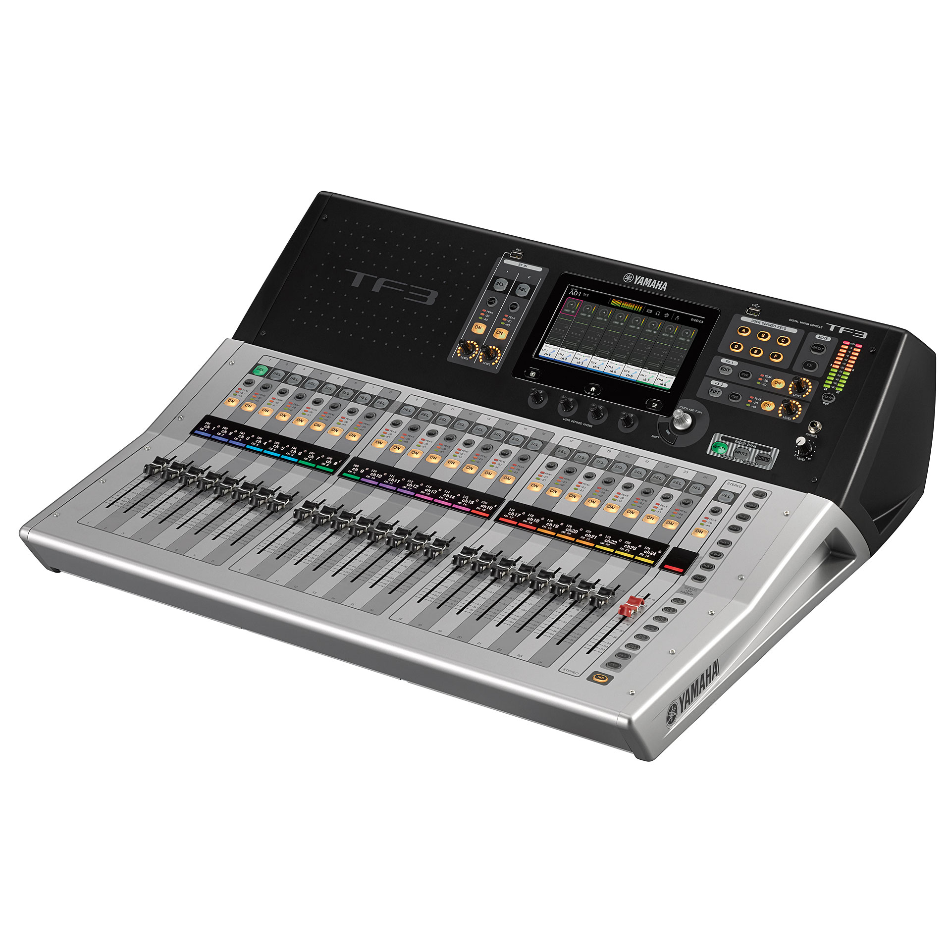 Yamaha Tf 3 Mesa De Mezclas Digital