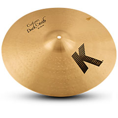 "Zildjian K Custom 20"" Dark Crash"
