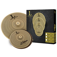 Zildjian L80 Low Volume 13/18 Cymbal Set « Cymbal Set