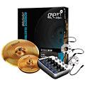 Σύνεργα Ηλεκτρ. ντραμ Zildjian Gen16 14/18 Electronic Cymbal Set