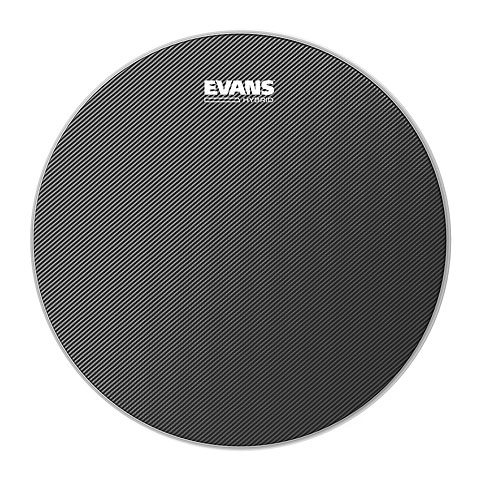 "Parches para caja Evans Hybrid Coated 13"" Snare Head"