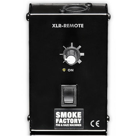 Smoke Factory XLR Remote
