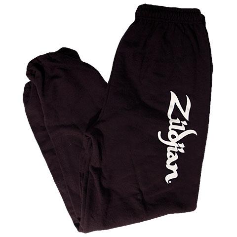 Zildjian Classic T7113 Black Pants White Logo L