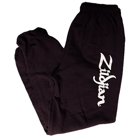 Zildjian Classic T7114 Black Pants White Logo XL