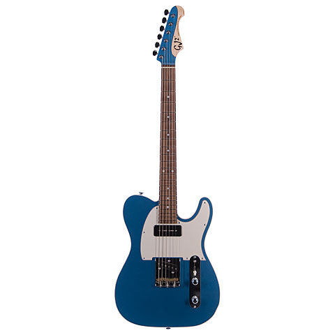 GJ2 Hellhound #49525 « Guitarra eléctrica