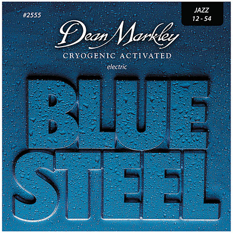 Dean Markley Blue Steel 012-54 Jazz