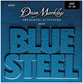 Cuerdas guitarra eléctr. Dean Markley Blue Steel 012-54 Jazz