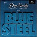 Saiten E-Gitarre Dean Markley Blue Steel 012-54 Jazz