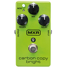 MXR M269SE Carbon Copy Bright « Pedal guitarra eléctrica
