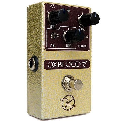 Keeley Oxblood