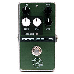 Keeley Magnetic Echo « Pedal guitarra eléctrica