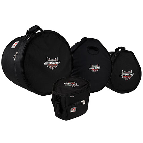 AHead Armor 22/12/13/16 Drum Bag Set